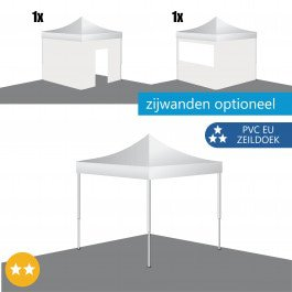 Vouwtent 3x3 Collective PVC Europees