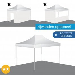 Vouwtent 3x4,5 Collective Polyester