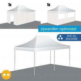 Vouwtent 3x6 Collective PVC Europees