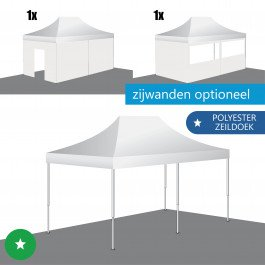 Vouwtent 3x6 ECO-STAAL