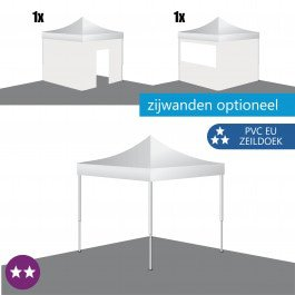 Vouwtent 3x3 S-Light PVC