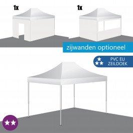 Vouwtent 3x4,5 S-Light PVC