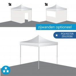 Vouwtent 3x3 XP (polyester)