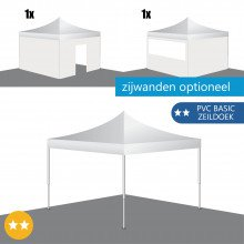 Vouwtent 4x4 Collective PVC Basic