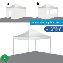 Vouwtent 3x4,5 ECO-STAAL
