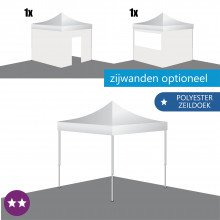 Vouwtent 3x3 S-Light Polyester